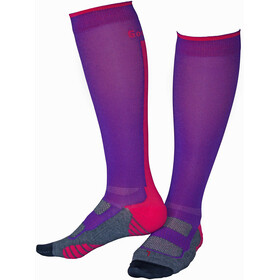 Gococo Compression Superior Calcetines, purple